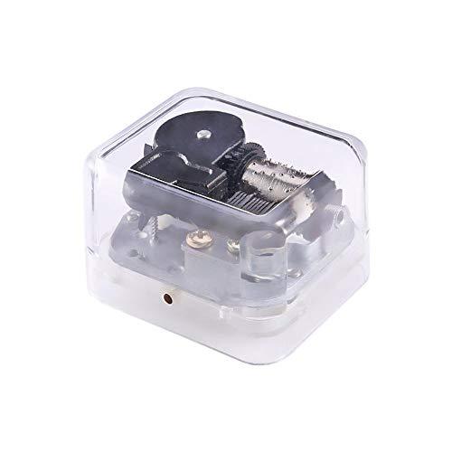 chinatera Hand Crank Music Box Mechanism Musical Box