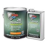 POR-15 43341 2K Urethane Safety Orange Industrial Paint, 128. Fluid_Ounces