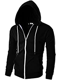Amazon.com: Black - Fashion Hoodies & Sweatshirts / Clothing: Clothing