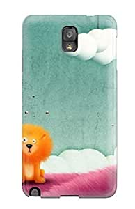 Galaxy Note 3 Case, Premium Protective Case With Awesome Look - Cartoon ????????????????????o?cute Anime