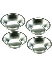 Norpro 3711 Tin Pie Pan, Set of 4