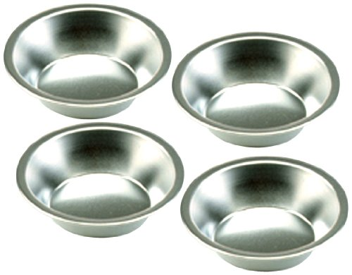 small aluminum pie tins - 4