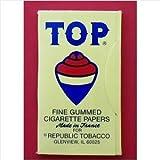 Top Tobacco Best Deals - Top Cigarette Rolling Papers 1pk