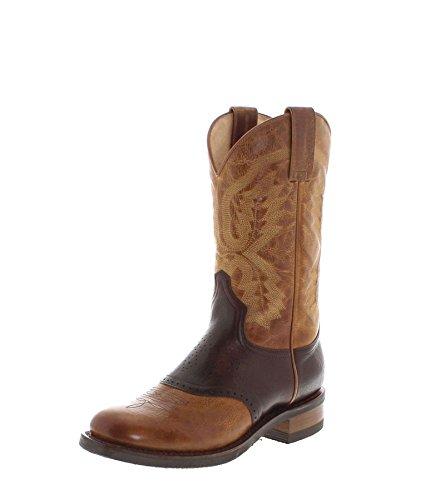 Marrone Stivali 5357 Donna Malta Sendra Boots Bulrush Volcan XwS44z