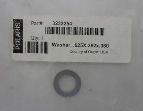 Polaris OEM ATV Main Gearcase Front Housing Washer ()