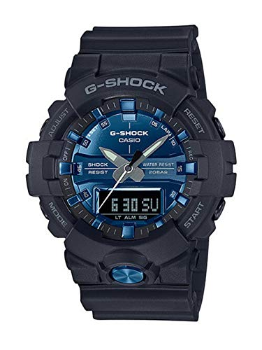 Casio GA810MMB-1A2 G-Shock Men's Watch Black 48.6mm for sale  Delivered anywhere in USA