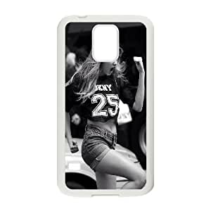 TOSOUL Cara Delevingne Phone Case For Samsung Galaxy S5 i9600 [Pattern-1]