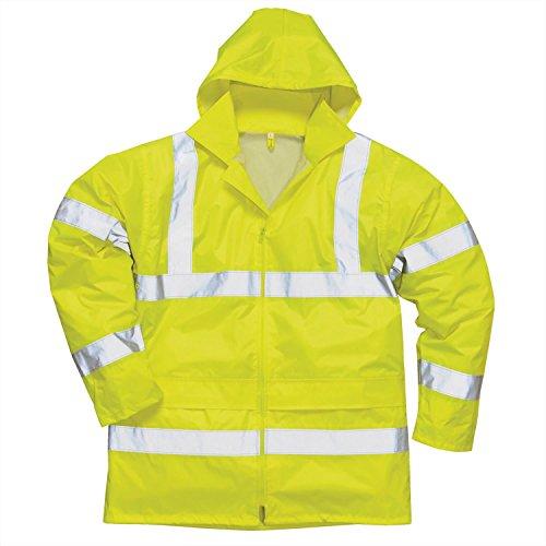 Portwest Waterproof Rain Jacket, Lightweight 2