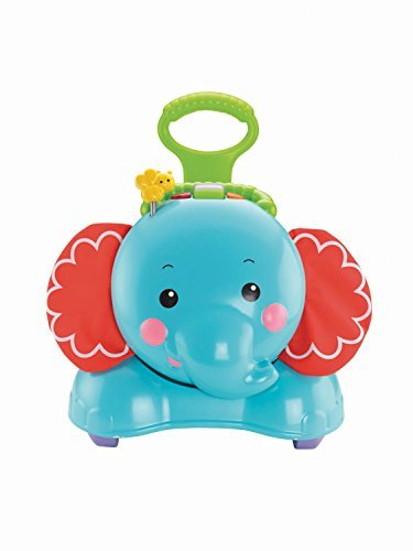 33 opinioni per Fisher Price CBN62- Elefante Rimbalzante 3 in 1