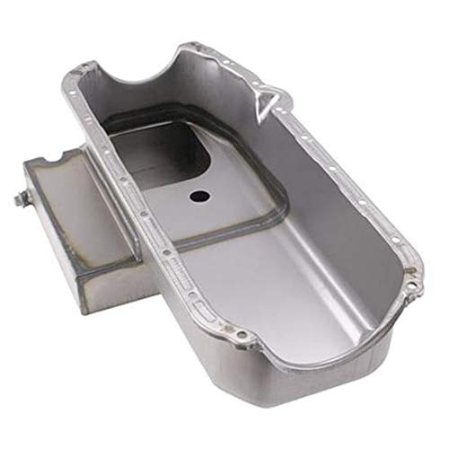 Small Block Chevy Claimer Oil Pan, LH -