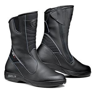 Sidi Womens Jasmine Rain Boots 4 5 Black