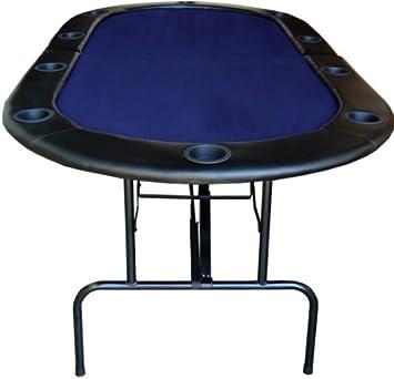 82u0026quot; Foldable Texas Holdu0027em Poker Table Table Top ...