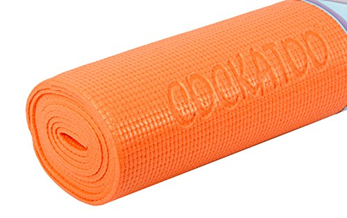 Cockatoo Yoga Mat (Colour May Vary)
