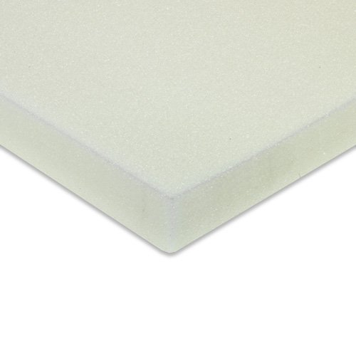 Sleep Innovations 2-inch Memory Foam Mattress Topper, Made in The USA with a 5-Year Warranty - Queen ()