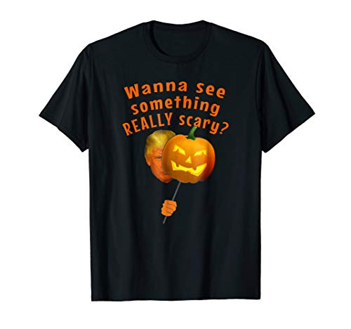 DONALD TRUMP HALLOWEEN T-shirt Really Scary for $<!--$19.99-->