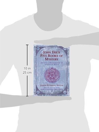 John Dees Five Books Of Mystery Pdf