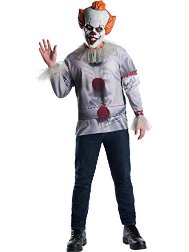 Rubie's Costume Co Pennywise Adult Costume Top, Multi, Extra Large]()