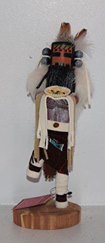 Corn Maiden Kachina - 9 INCH Navajo Corn Maiden Kachina