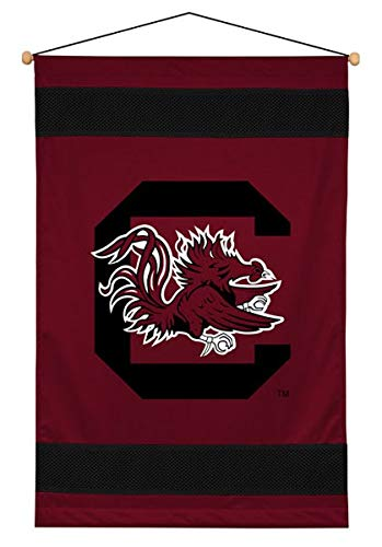 NCAA South Carolina Fighting Gamecocks Sideline Wall -