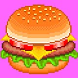 Pixel Art Food - Coloring by Number