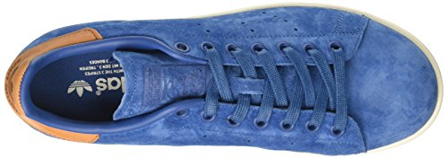 BB0043 Stan Blue Bleu Blue Adidas Smith Core Chaussures Off White Core txSUn