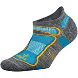 Balega Ultralight No Show Athletic Running Socks for Men and Women (1 Pair), Midgrey, Small