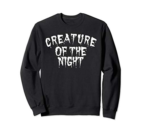 Creature of the Night Horror Halloween gift -