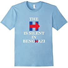 The H is silent in Benghazi T-Shirt