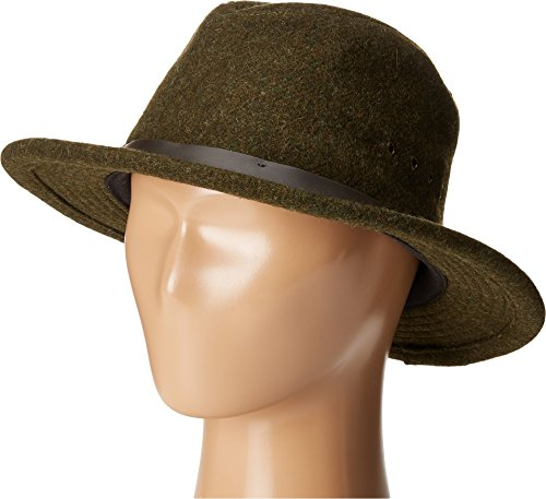 - Filson Unisex Wool Packer Hat Forest Green SM