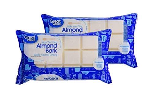 Vanilla Almond Bark 24