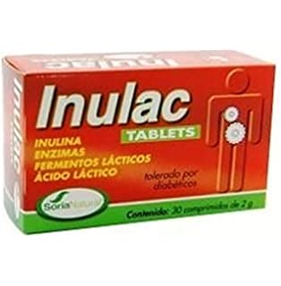 Soria Natural Inulac - 200 gramos: Amazon.es: Salud y ...