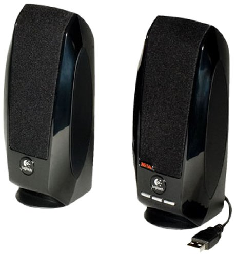 Logitech S150 USB Speakers with Digital - Cable Logitech Cable Video