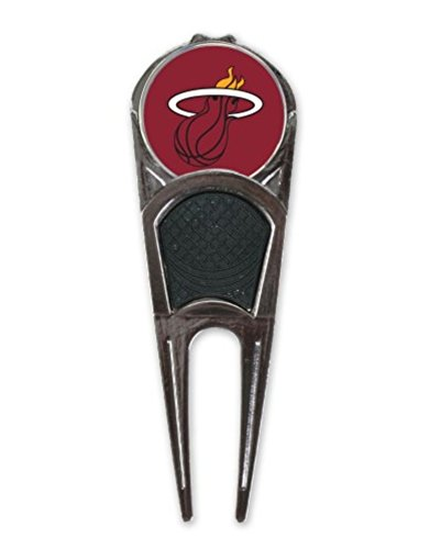 NBA Miami Heat Golf Ball Divot Tool Marker by WinCraft