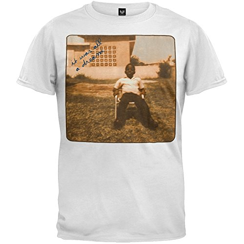 Notorious B.I.G. - It Was All A Dream Soft T-Shirt