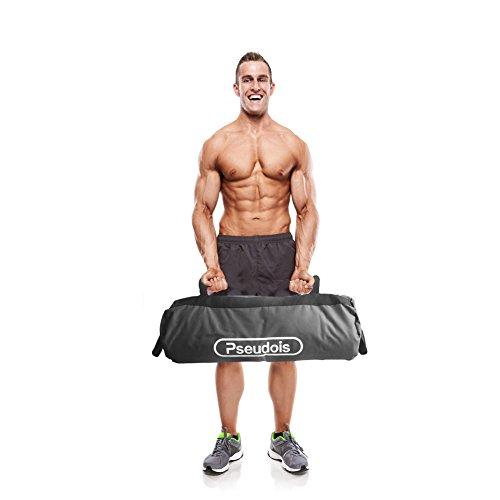 Pseudois Workout Sandbags Sandbag Trainning For Fitness, Exercise Sandbags, Military Sandbags, Weighted Bags, Heavy Sand Bags (green)