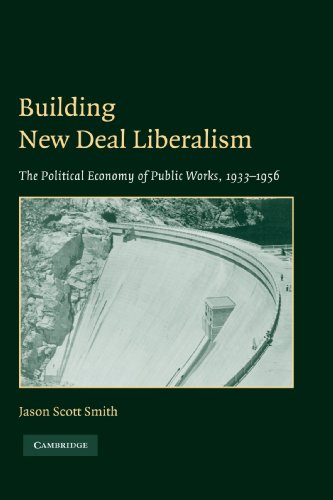 Building New Deal Liberalism