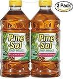 【Pine-sol】パインソル多目的クリーナー(マルチクリーナー)1.18L/40ozオリジナル2本セット [並行輸入品]