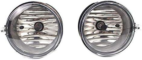 Three T Auto Nebelscheinwerfer Nebelleuchte Lampe Licht Mit Gl/ühbirnen 4805857AA,4805857AB f/ür 2008-2009 Avenger 2005-2009 Caravan 2008-2010 Challenger
