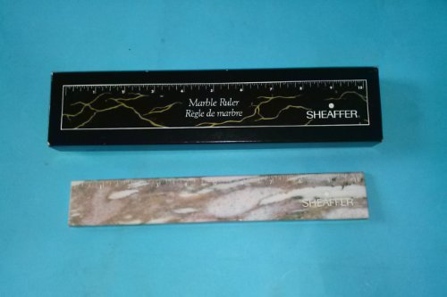 Shaeffer Marble Ruler 10'' by Shaeffer