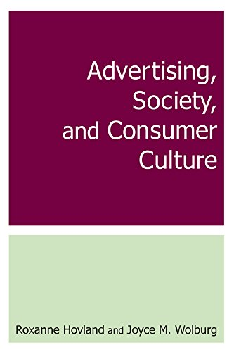 Advertising, Society, and Consumer Culture Pdf