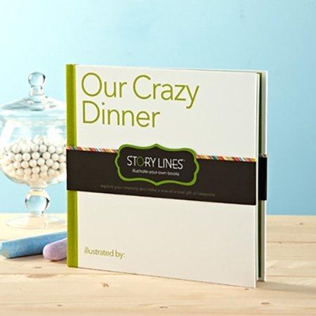 forma única Story Lines - Our Crazy Crazy Crazy Dinner by Compendium  Ahorre 35% - 70% de descuento
