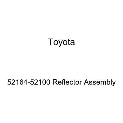 TOYOTA 52164-52100 Reflector Assembly: Automotive
