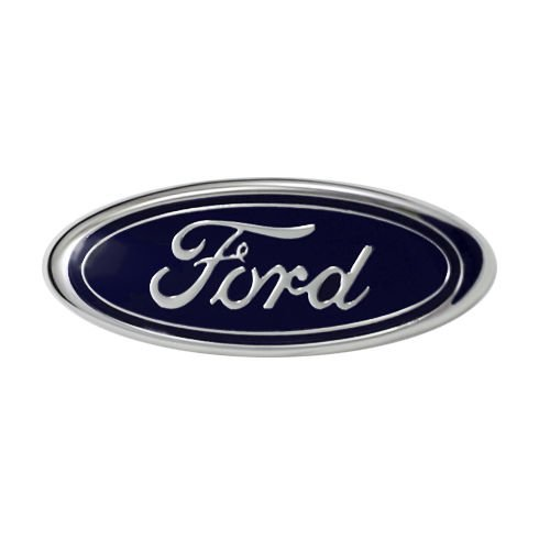Ford E8FZ-5842528-C Oval Trunk Emblem for Mustang Crown Victoria ()