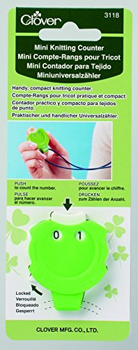 Clover Knitting Stitch Counter Mini Kacha-Kacha