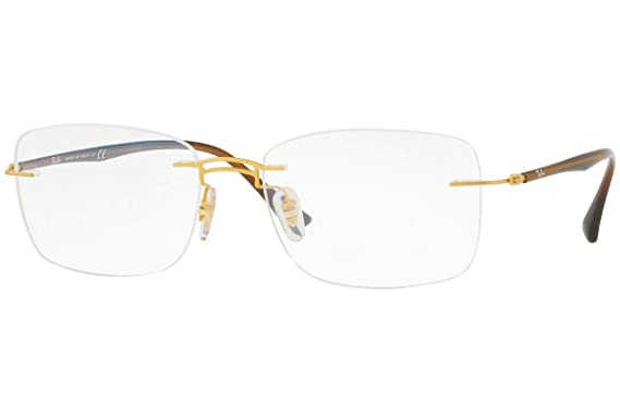 0b79cbcb1 Image Unavailable. Image not available for. Color: Eyeglasses Ray-Ban  Optical ...