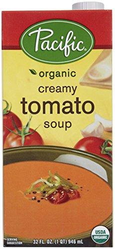 Pacific Foods Organic Creamy Tomato Soup-32 Oz