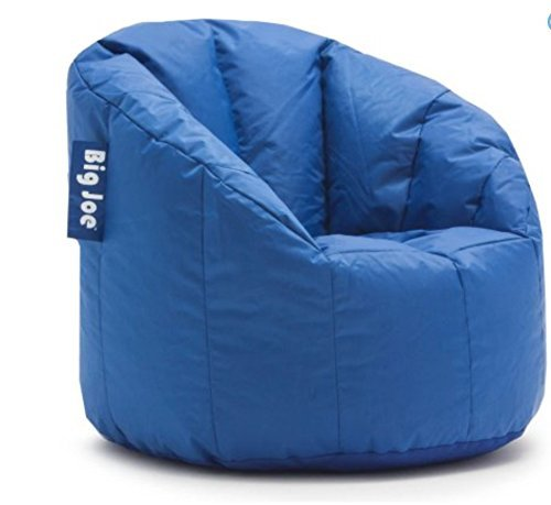Big Joe Milano Bean Bag Chair Multiple Colors, Provides Ultimate Comfort, Great for Any Room (Stadium (Tinkerbell Stadium)