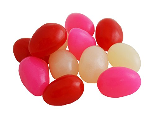 red and pink jelly beans - 8
