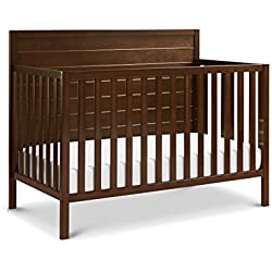 Carter's by DaVinci Morgan 4-in-1 Convertible Crib, Espresso