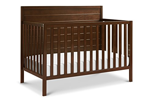 Carter's by DaVinci Morgan 4-in-1 Convertible Crib, Espresso by Carter's by DaVinci